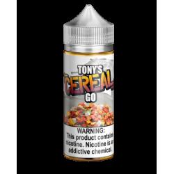 Tony's E-Liquid Cereal Go