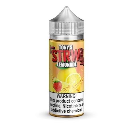 Tony's E-Liquid Strawberry Lemonade