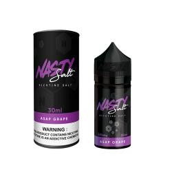 Nasty Asap Grape Salt Likit 30 ML