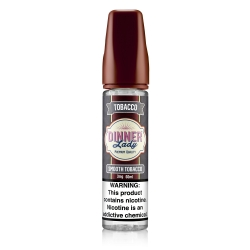 Dinner Lady Smooth Tobacco 60ml E-likit