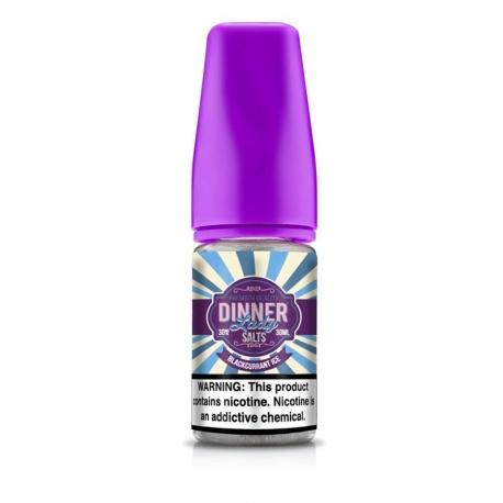 Dinner Lady Black Currant Ice Salt Likit 30ML