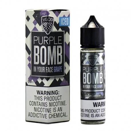 Vgod - Purple Bomb E-Likit 60ml