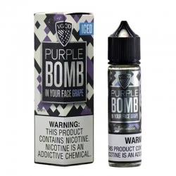 Vgod - Purple Bomb Iced E-Likit 60ml
