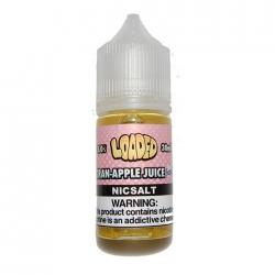 Loaded Cran Apple Juice Iced Salt