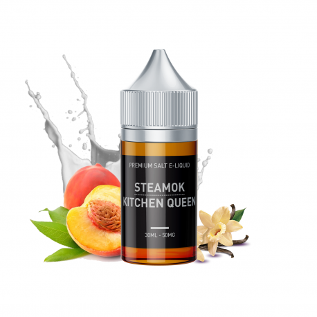 Kitchen Queen SteamOk Salt Likit 30ML