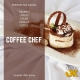 Coffee Chef Premium Steamok Aroma 10ML