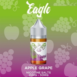 Eagle Grapple Salt Likit 30ml