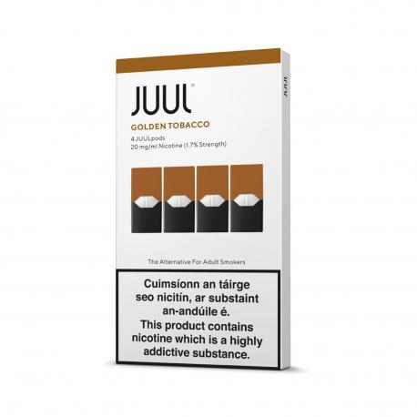 Juul Golden Tobacco 1.7%