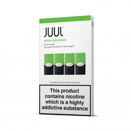 Juul Apple Orchard 1.7%