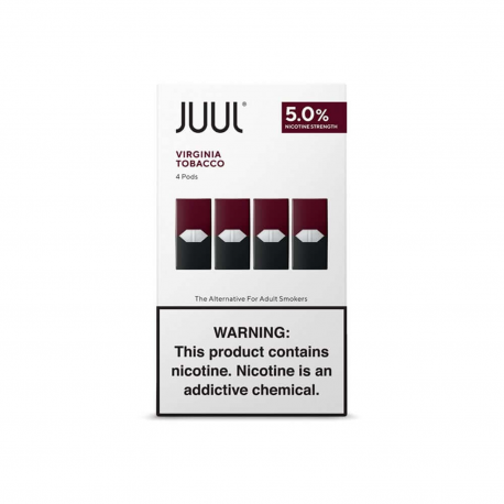 Juul Virginia Tobacco 5%