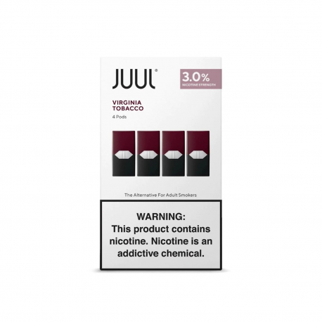 Juul Virginia Tobacco 3%