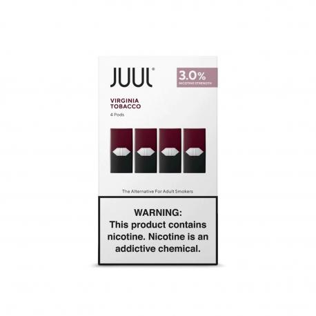 Juul Virginia Tobacco 3%