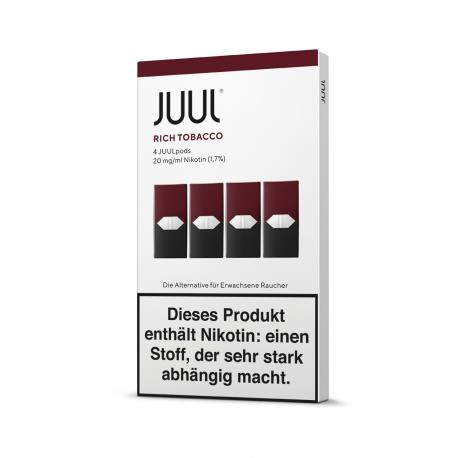 Juul Rich Tobacco 1.7%