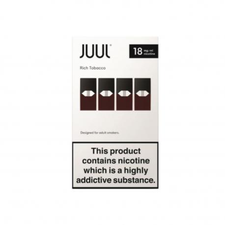 Juul Rich Tobacco 18 mg/ml