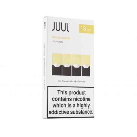 Juul Royal Creme 18 mg/ml
