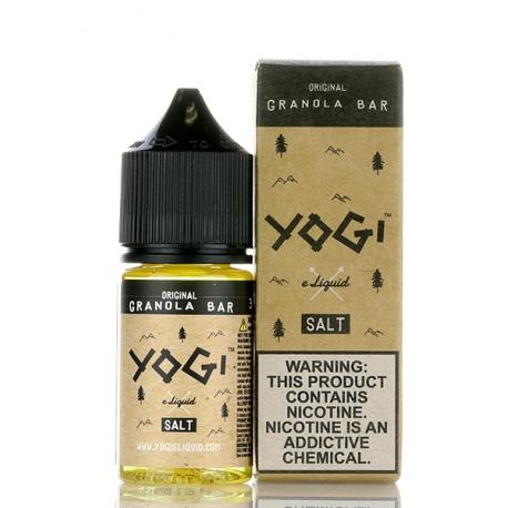 Yogi Original Granola Bar Salt Likit 30ml