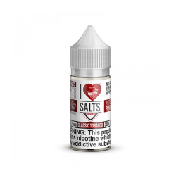 I Love Salts Classic Tobacco Salt Likit 30ml
