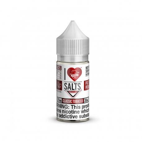 I Love Salts Classic Tobacco Salt Likit 30ml
