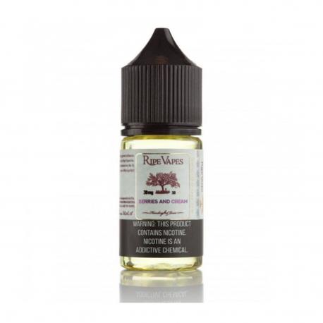 Ripe Vapes Berries And Cream Salt Likit 30ml
