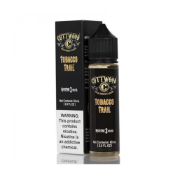 Cuttwood Tobacco Trail E-Likit 60ml