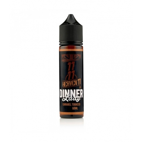Dinner Lady After 11 Caramel Tobacco E-Likit 60ml
