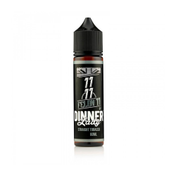 Dinner Lady After 11 Straight Tobacco E-Likit 60ml