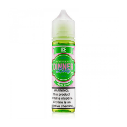 Dinner Lady Apple Sours E-Likit 60ml