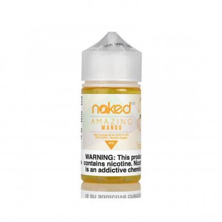 Naked Amazing Mango E-Likit 60ml