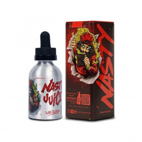 Nasty Bad Blood E-Likit 60ml