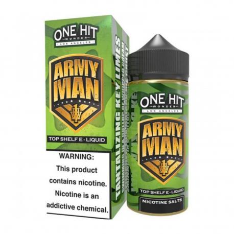 One Hit Wonder Army Man E-Likit 100ml
