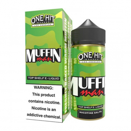 One Hit Wonder Muffin Man E-Likit 100ml