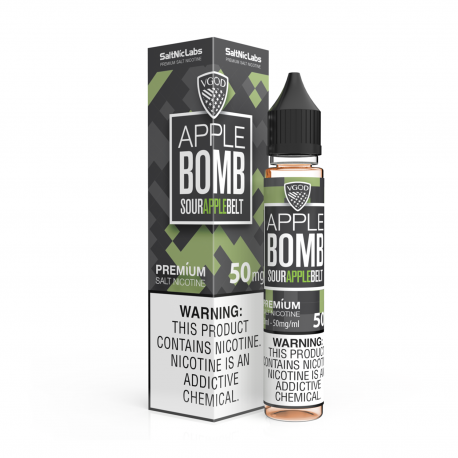 Vgod Apple Bomb Salt Likit 30ml