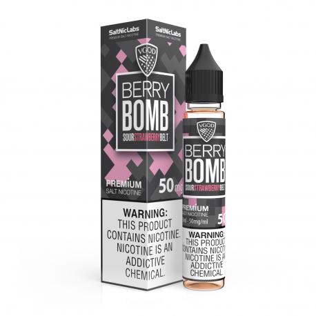Vgod Berry Bomb Salt Likit 30ml
