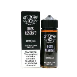 Cuttwood Boss Reserve Likit 120ml