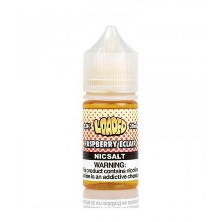 Loaded Raspberry Eclair Nicotine Salts