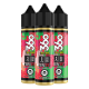 360 By Twist E-Liquids - Triple Red - 60ml