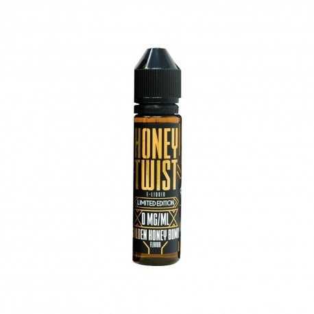 Honey Twist E-Liquids - Golden Honey Bomb - 60ml