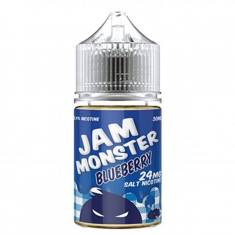 Jam Monster eJuice SALT - Blueberry - 30ml