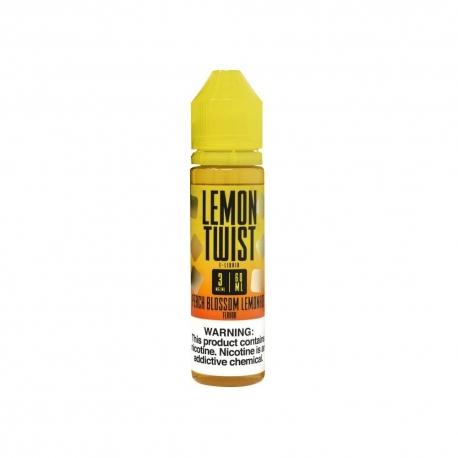 Lemon Twist E-Liquids - Peach Blossom Lemonade - 60ml