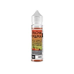 Pachamama E-Liquid - Fuji Apple Strawberry Nectarine - 60ml