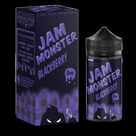 Jam Monster eJuice - Blackberry (Limited Edition) - 100ml