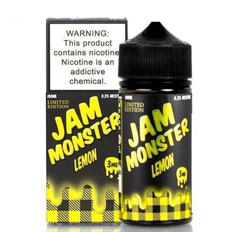 Jam Monster E-Juice - Lemon (Limited Edition) - 100ml