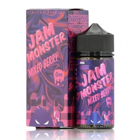 Jam Monster E-Juice - Mixed Berry - 100ml